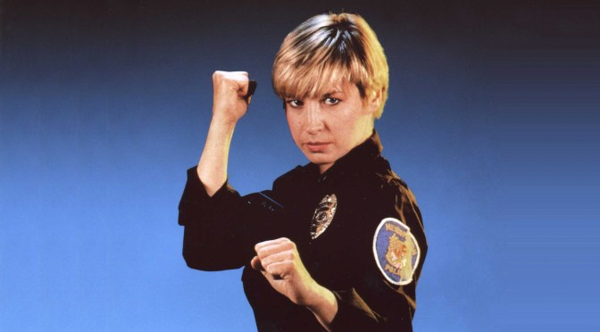 Cynthia Rothrock ve filmu  / Martial Law