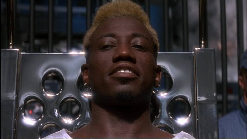 Wesley Snipes ve filmu Demolition Man / Demolition Man