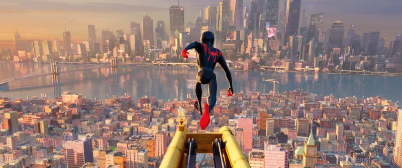 Fotografie z filmu Spider-Man: Paralelní světy / Spider-Man: Into the Spider-Verse