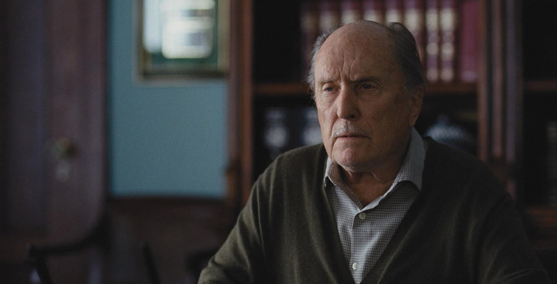 Robert Duvall ve filmu Vdovy / Widows