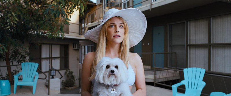 Riley Keough ve filmu  / Under the Silver Lake