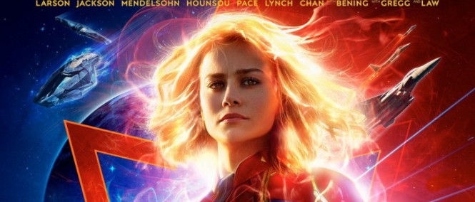 Blu-ray recenze: Captain Marvel