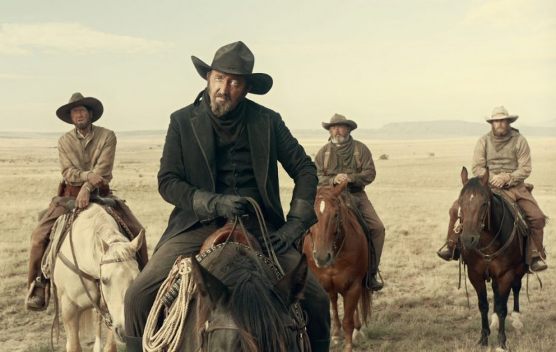 Ralph Ineson ve filmu  / The Ballad of Buster Scruggs