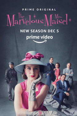 The Marvelous Mrs. Maisel - 2017