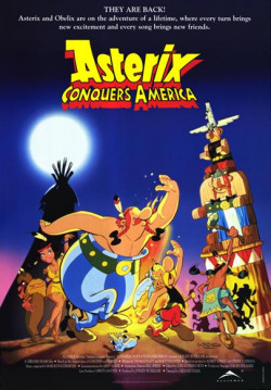 Asterix in America - 1994