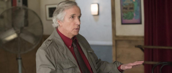 Henry Winkler se přidává k French Dispatch