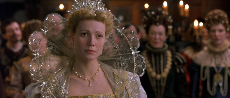 Gwyneth Paltrow ve filmu Zamilovaný Shakespeare / Shakespeare in Love