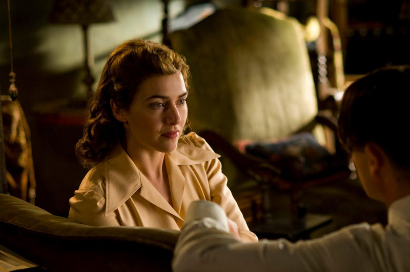 Kate Winslet ve filmu  / Mildred Pierce