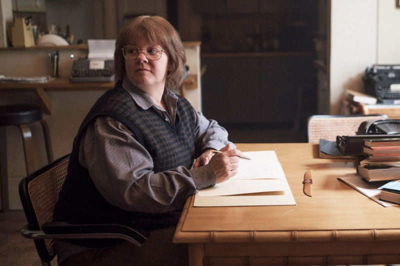 Melissa McCarthy ve filmu  / Can You Ever Forgive Me?