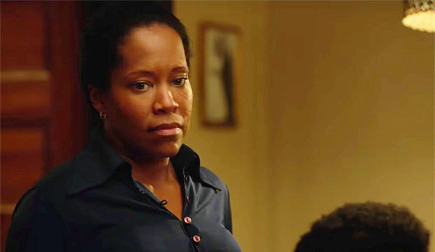 Regina King ve filmu  / If Beale Street Could Talk
