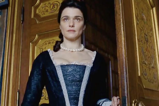 Rachel Weisz ve filmu Favoritka / The Favourite