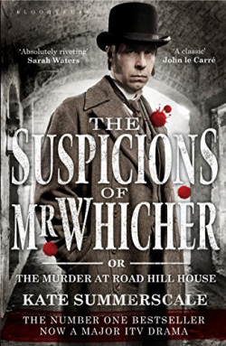 Plakát filmu Podezření pana Whichera: Vražda v domě na Road Hill / The Suspicions of Mr Whicher: The Murder at Road Hill House