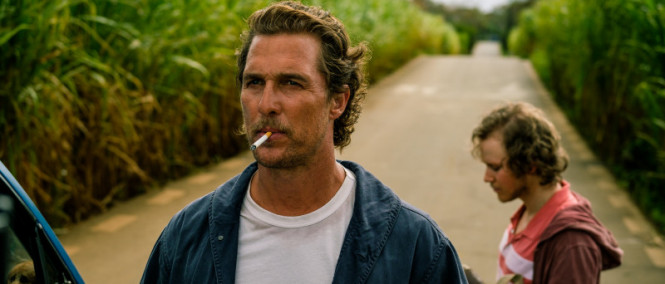 Matthew McConaughey ve westernu The Brigands of Rattlecreek