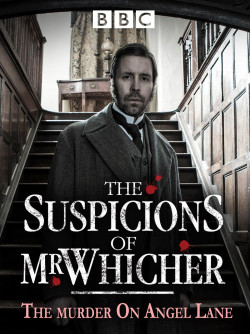 Plakát filmu Podezření pana Whichera: Vražda v Andělské uličce / The Suspicions of Mr Whicher: The Murder in Angel Lane
