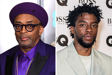 Spike Lee/Chadwick Boseman