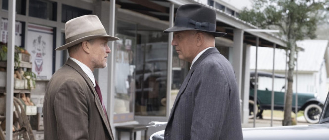 The Highwaymen: Woody Harrelson a Kevin Costner v traileru