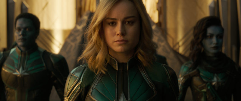 Brie Larson ve filmu Captain Marvel / Captain Marvel