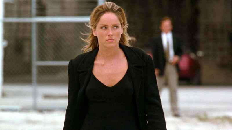 Sharon Stone ve filmu Specialista / The Specialist
