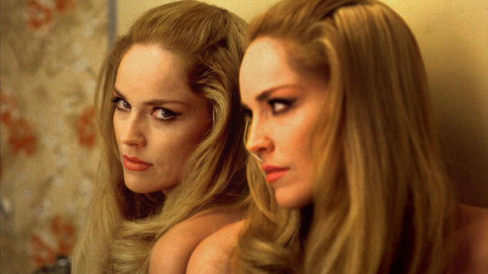 Sharon Stone ve filmu  / Casino