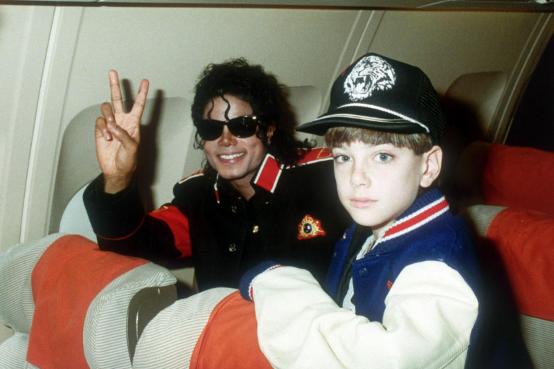 , Michael Jackson, Jimmy Safechuck ve filmu  / Leaving Neverland
