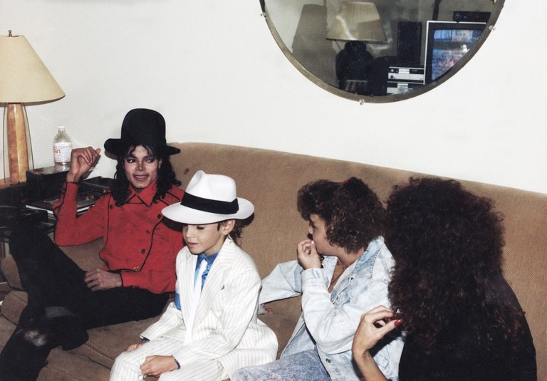 Michael Jackson, Wade Robson ve filmu  / Leaving Neverland