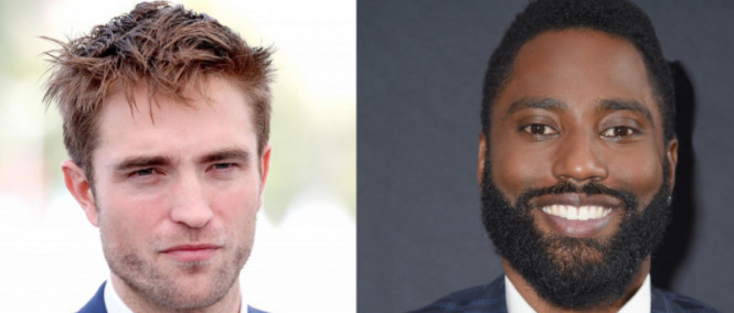 John David Washington, Robert Pattinson a Elizabeth Debicki v novince Christophera Nolana