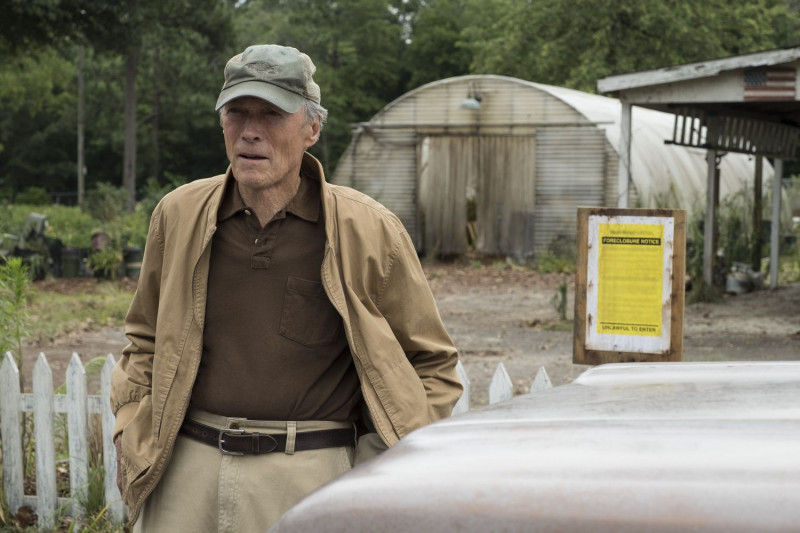Clint Eastwood ve filmu Pašerák / The Mule