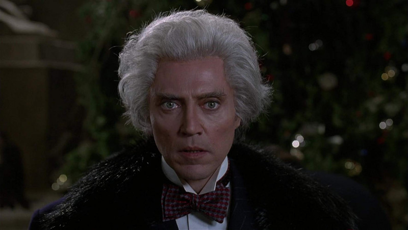 Christopher Walken ve filmu Batman se vrací / Batman Returns