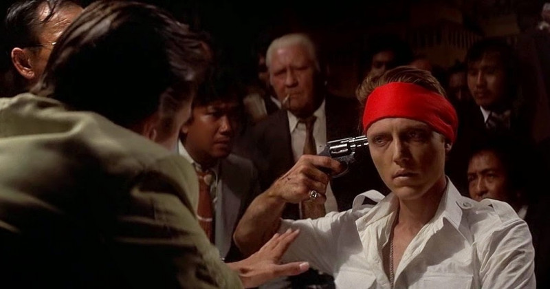 Christopher Walken ve filmu Lovec jelenů / The Deer Hunter