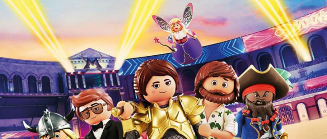 Trailer: Playmobil: The Movie