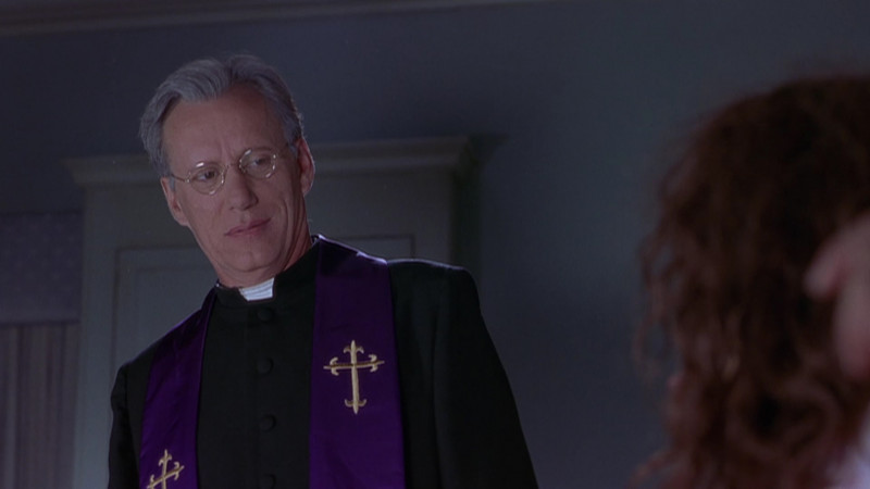 James Woods ve filmu  / Scary Movie 2