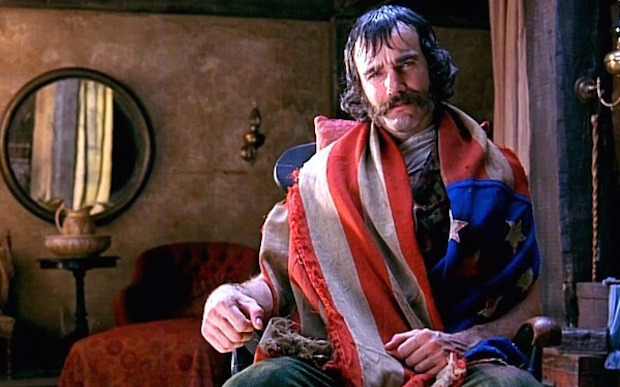 Daniel Day-Lewis ve filmu Gangy New Yorku / Gangs of New York