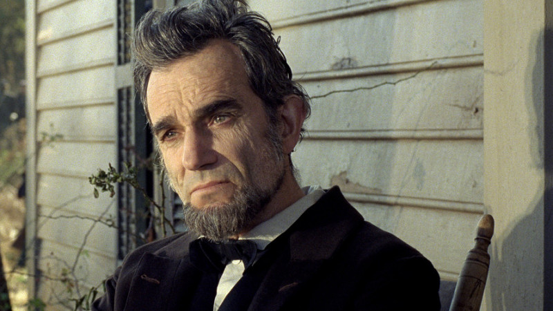 Daniel Day-Lewis ve filmu Lincoln / Lincoln