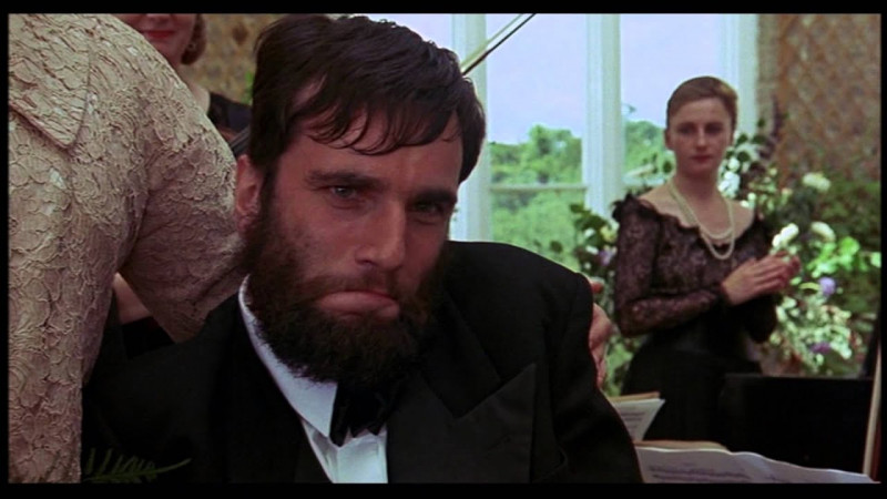 Daniel Day-Lewis ve filmu Moje levá noha / My Left Foot: The Story of Christy Brown