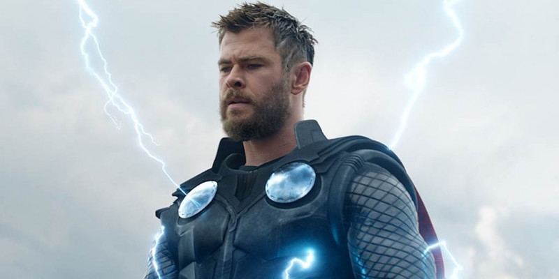 Chris Hemsworth ve filmu Avengers: Endgame / Avengers: Endgame