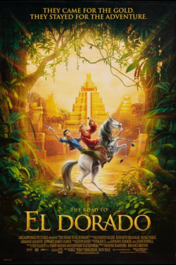 Plakát filmu Eldorádo / The Road to El Dorado