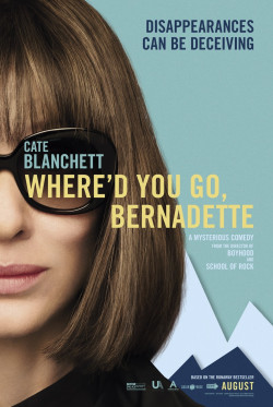 Where'd You Go, Bernadette - 2019