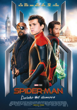 Spider-Man: Far from Home - 2019