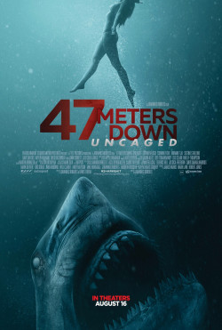 47 Meters Down: Uncaged - 2019