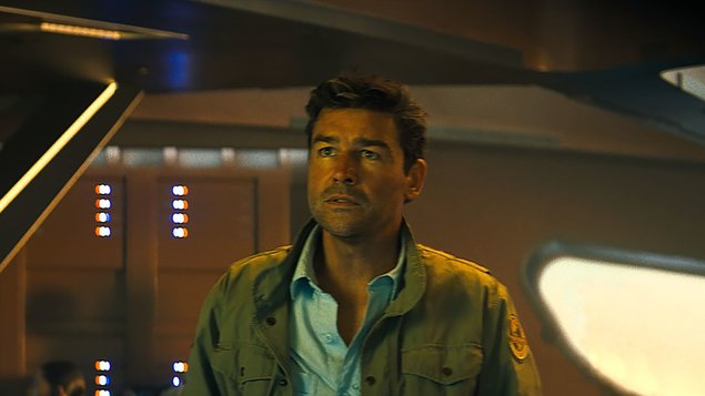 Kyle Chandler ve filmu Godzilla II Král monster / Godzilla II Král monster