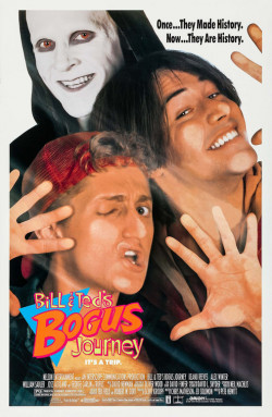 Bill & Ted's Bogus Journey - 1991
