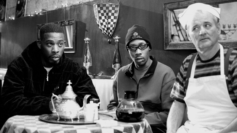 RZA, Bill Murray, The GZA ve filmu Kafe a cigára / Coffee and Cigarettes