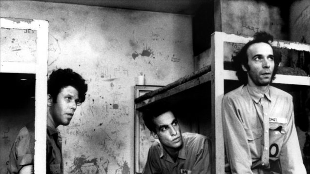 Roberto Benigni, John Lurie, Tom Waits ve filmu Mimo zákon / Down by Law