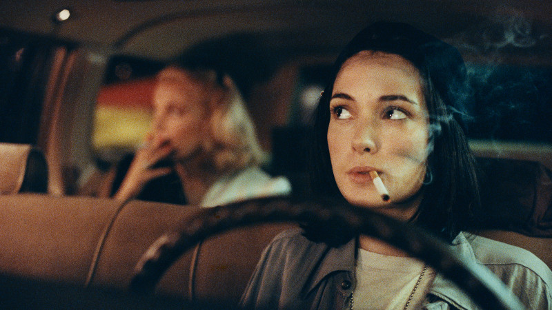 Winona Ryder ve filmu Noc na Zemi / Night on Earth