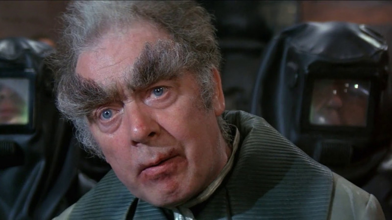 Freddie Jones ve filmu Duna / Dune