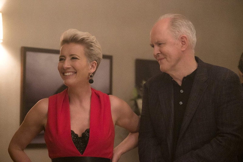 Emma Thompson, John Lithgow ve filmu Late Night / Late Night