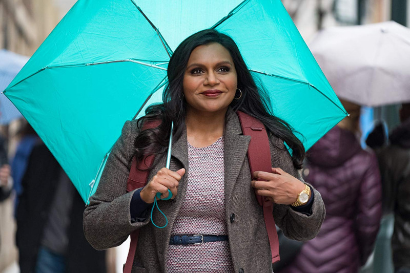 Mindy Kaling ve filmu Late Night / Late Night