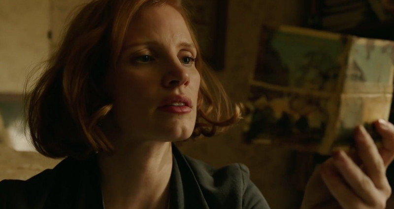 Jessica Chastain ve filmu To Kapitola 2 / It Chapter Two