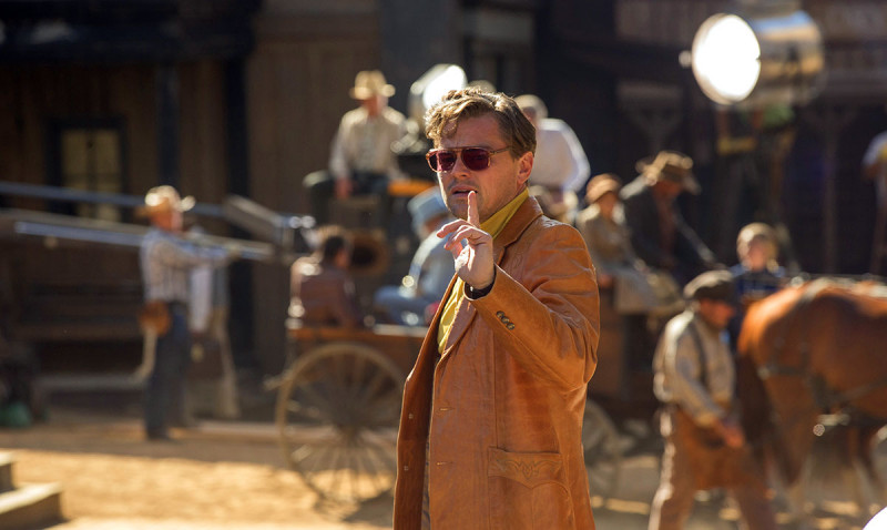 Leonardo DiCaprio ve filmu Tenkrát v Hollywoodu / Once Upon a Time in Hollywood