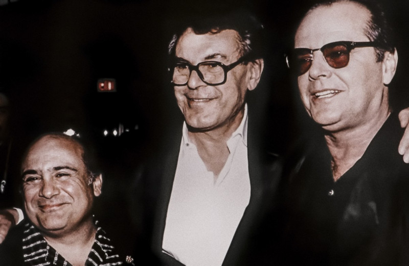 Miloš Forman ve filmu  / Forman vs. Forman